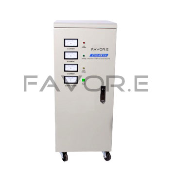 TNS Three Phase Fully Automatic Voltage Stabilizer
