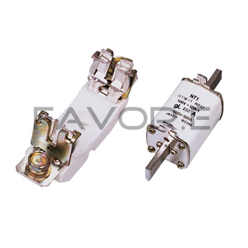 NT RT16 Series knife contactor fuse