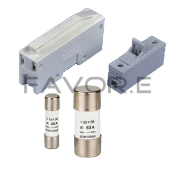 RT14 Series cylindrical fuse