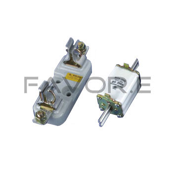 RT0 Series knife contactor fuse